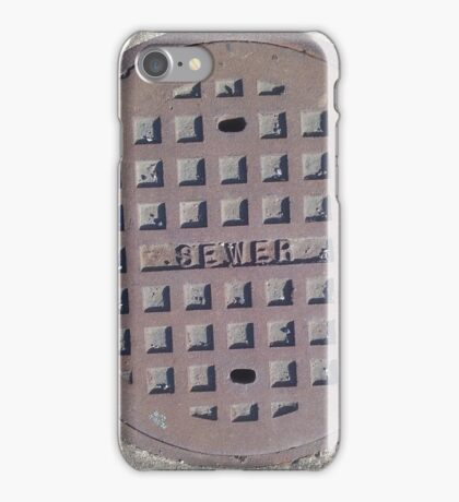 The Sewer  iPhone Case/Skin