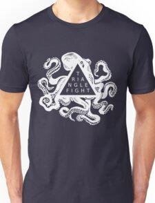 Triangle Fight Octo-Logo Unisex T-Shirt