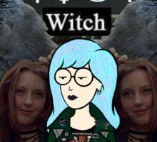 witch daria  Sticker
