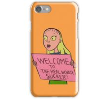 Posey from Mission Hill iPhone Case/Skin