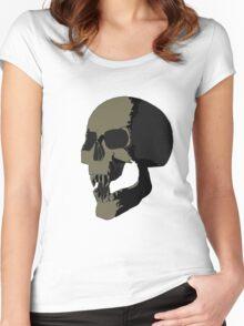 vampire  Women's Fitted Scoop T-Shirt