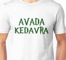 AVADA KEDAVRA!!! Unisex T-Shirt