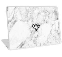 Marble Diamond Laptop Skin