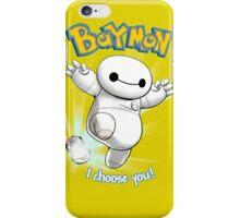 Baymon iPhone Case/Skin