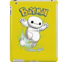 Baymon iPad Case/Skin