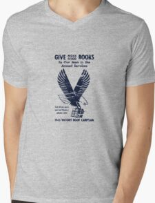 1943 Victory Book Campaign Mens V-Neck T-Shirt