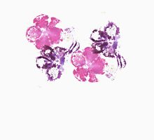 Pink and Purple Unisex T-Shirt