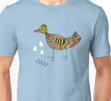 Colorful birds Unisex T-Shirt