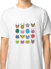 Monster set Classic T-Shirt
