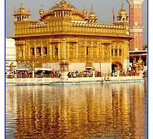 Golden Temple 2 by Dr. Harmeet Singh