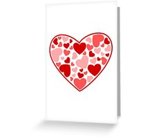 day for valentine Greeting Card
