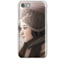 Winter Hours iPhone Case/Skin