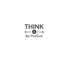 Think & Be Positive by Albert  Robbins