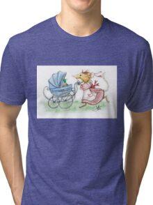 Harriet's Baby Tri-blend T-Shirt
