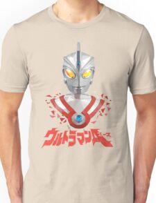 LOW POLYGON PORTRAIT - ULTRAMAN ACE VER 2 Unisex T-Shirt