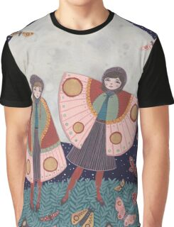 Children of the Moon Graphic T-Shirt