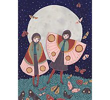 Children of the Moon Photographic Print