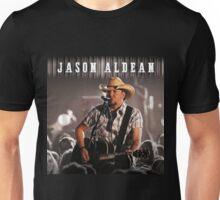 JASON ALDEAN LIVE 2016 HERE Unisex T-Shirt