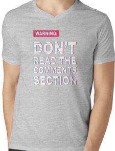For Your Own Sanity Mens V-Neck T-Shirt