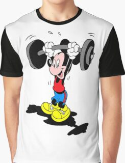 gym Micky    Graphic T-Shirt
