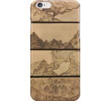 Valley Of Smoke iPhone Case/Skin