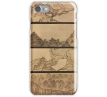 Valley Of Smoke iPhone Case/Skin