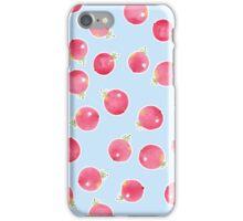 Cherry Tomato Rain iPhone Case/Skin