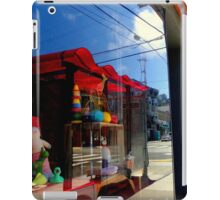 Toys Waiting For The Bus iPad Case/Skin