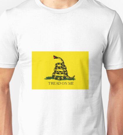 Tread On Me Unisex T-Shirt