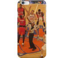 New York knicks iPhone Case/Skin