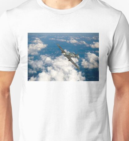 Hawker Hurricane IIB of 174 Squadron Unisex T-Shirt