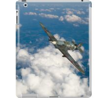 Hawker Hurricane IIB of 174 Squadron iPad Case/Skin