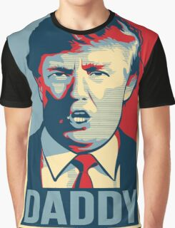 Donald Trump 'Daddy' Store - Milo Yiannopoulos Graphic T-Shirt