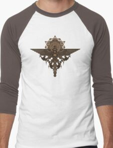 Cosmic Serpent Men's Baseball ¾ T-Shirt