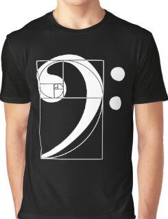 Golden Ratio Bass  Graphic T-Shirt