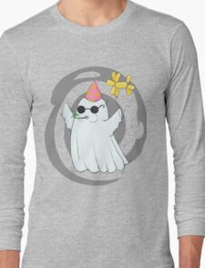 Party Ghost Long Sleeve T-Shirt