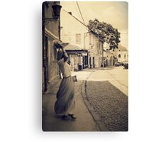 dance in the street Canvas Print