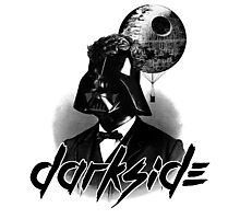 Dark side of the Force Photographic Print