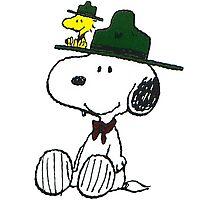 Snoopy Photographic Print
