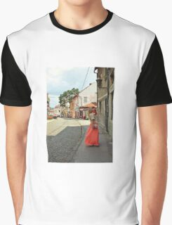 girl, dancing Graphic T-Shirt