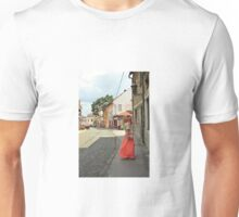 girl, dancing Unisex T-Shirt