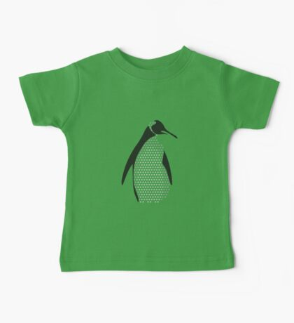Pop Art Penguin Baby Tee