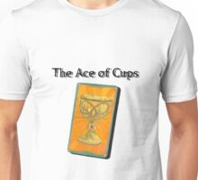 The Ace of Cups Unisex T-Shirt
