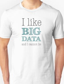 Big Data Unisex T-Shirt