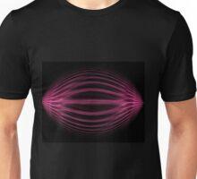violet nut fractal Unisex T-Shirt