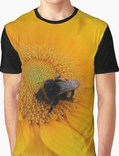 Sunflower Bumblebee 01 Graphic T-Shirt