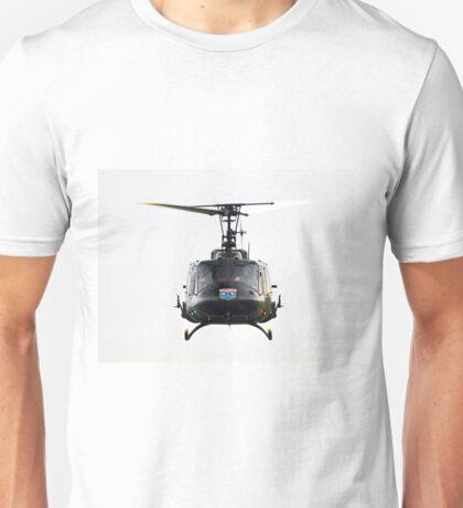 Bell UH-1H Iroquois head-on Unisex T-Shirt