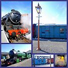 Bo'Ness Steam Railway  by ©The Creative  Minds