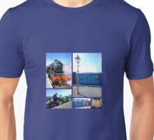 Bo'Ness Steam Railway  Unisex T-Shirt