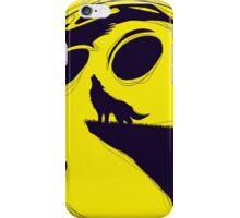 PAC MOON iPhone Case/Skin